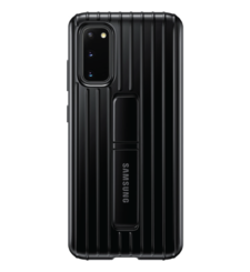 SAMSUNG GALAXY S20 PROTECTIVE COVER BLACK
