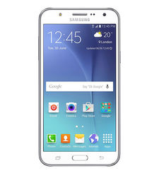 SAMSUNG GALAXY J500F 4G LTE DUAL SIM 4G LTE,  white