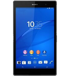 SONY TAB SGP621 XPERIA Z3 4G LTE,  black