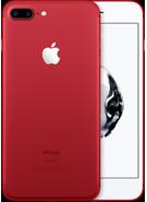APPLE IPHONE 7 PLUS 4G LTE,  red, 256gb