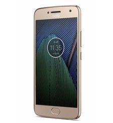 MOTO G5 16GB 4G DUAL SIM,  gold