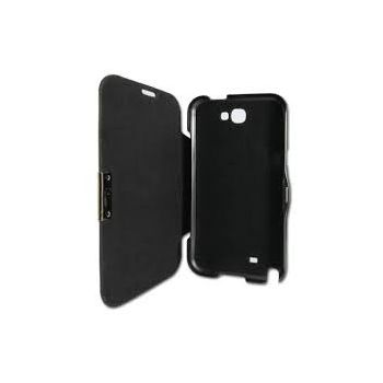 SKY LAMBORGHINI NOTE 2 FLIP CASE & CARD HOLDER,  black
