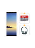 SAMSUNG GALAXY NOTE 8 64GB DUAL SIM,  black