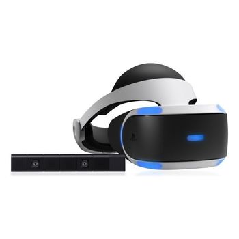 SONY PLAYSTATION VR VIRTUAL REALITY CONSOLE WITH CAMERA