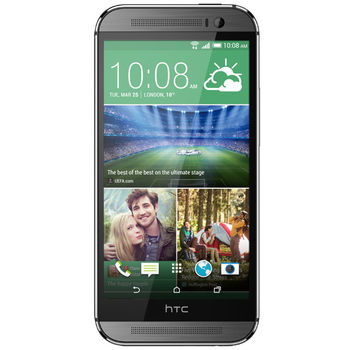 HTC ONE M8 4G LTE,  blue