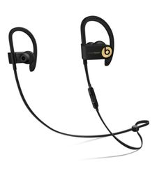 BEATS POWERBEATS3 INEAR WIRELESS HEADPHONES,  trophy gold