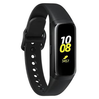 SAMSUNG GALAXY FITNESS TRACKER BLACK,  black
