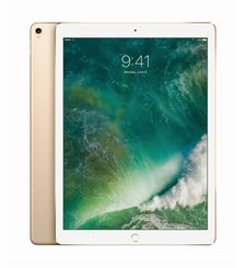 APPLE IPAD PRO 12.9IN 2017,  gold, 4g lte, 64gb
