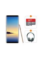 SAMSUNG GALAXY NOTE 8 64GB DUAL SIM,  gold
