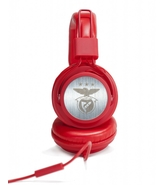 URBANISTA LOS ANGLES BENFICA HEADSET,  red