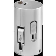 INSTAPOW CORDLESS MICRO USB POWERBANK 800MAH,  فضي