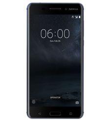 NOKIA 6 32GB 4G LTE DUAL SIM,  blue