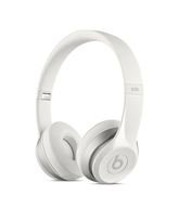 BEATS BLUETOOTH ON EAR HEADPHONE SOLO2,  white