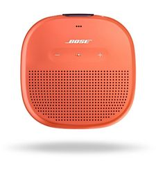 BOSE SOUNDLINK MICRO WATERPROOF BLUETOOTH SPEAKER,  orange