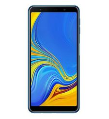 SAMSUNG GALAXY A7 2018 128GB DUAL SIM,  blue