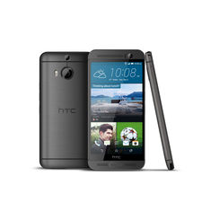 HTC ONE M9 PLUS 4G LTE,  فضي, 32GB