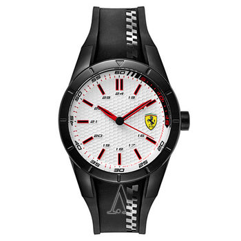 FERRARI WATCH 830300 BLACK