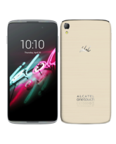 ALCATEL IDOL3 6045K DUAL SIM 4G LTE,  soft gold, 32gb
