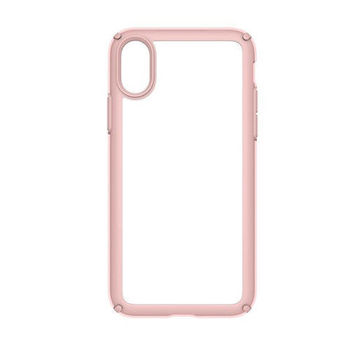 SPECK IPHONE X BACK CASE PRESIDO SHOW CLEAR,  black