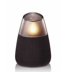 LG PH3 BLUETOOTH SPEAKER,  black