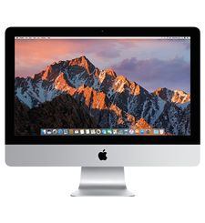 "APPLE IMAC MNDY2 I5 3.0 QUAD CORE 8GB 1TB RADEON PRO 555 WITH 2GB 4K RETINA P3 21.5"" - ENGLISH, SILVER"