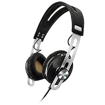 SENNHEISER ON EAR HEADPHONE MOMENTUM ANDROID,  black