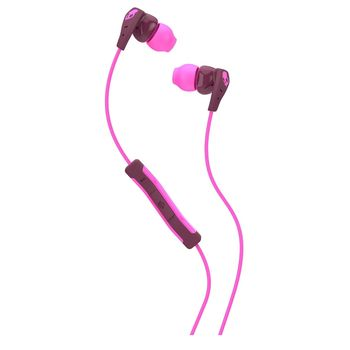 SKULLCANDY STEREO EARPHONE,  pink