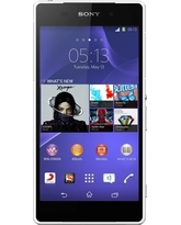 SONY XPERIA Z2 DUAL SIM 4G LTE,  white