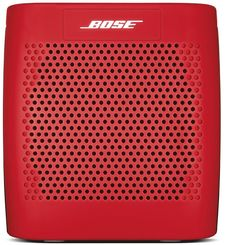 BOSE SOUNDLINK COLOR BLUETOOTH SPEAKER FOR MOBILE PHONES,  red