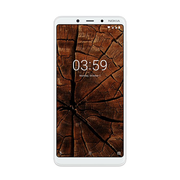 NOKIA 3.1 PLUS 4G DUAL SIM,  white, 16gb