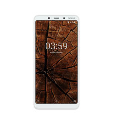 NOKIA 3.1 PLUS 32GB 4G DUAL SIM,  white
