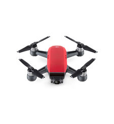 DJI SPARK DRONE FLY MORE COMBO,  lava red