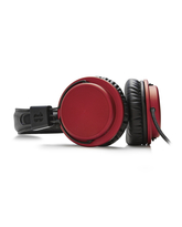 BLOC & ROC STEREO HEADSET S1,  red
