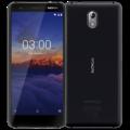 NOKIA 3.1 2018 4G LTE DUAL SIM,  black chrome , 16gb