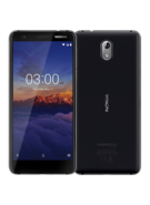 NOKIA 3.1 2018 4G LTE DUAL SIM,  black chrome , 16gb