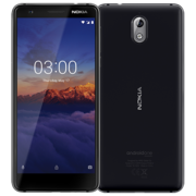 NOKIA 3.1 2018 4G LTE DUAL SIM,  black chrome, 16gb