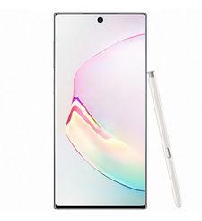 سامسونج جالكسي نوت 10 ثنائي الشريحة الجيل الرابع (4G),  أبيض, 256GB