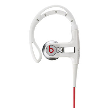 POWERBEATS,  white