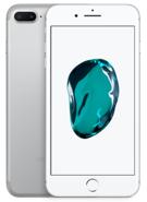 APPLE IPHONE 7 PLUS 4G LTE,  silver, 128gb