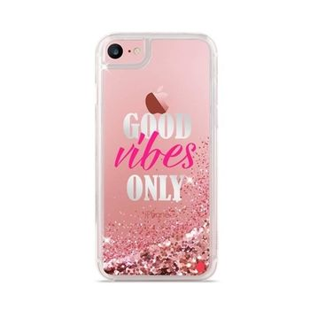 PURO IPHONE 7 / IPHONE 8 BACK CASE PINK