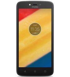 MOTO C 16GB 4G DUAL SIM,  black