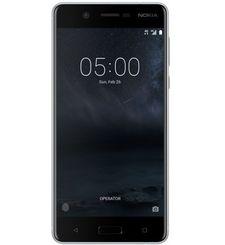 NOKIA 5 16GB 4G LTE DUAL SIM,  silver