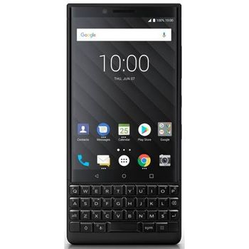 BLACKBERRY KEY2 DUAL SIM, 128gb,  black