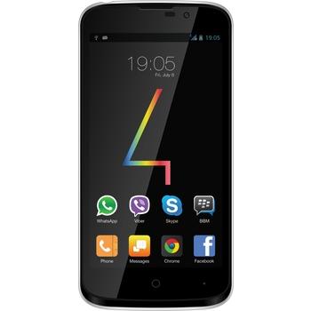 FOUR S200 DUAL SIM 3G,  black