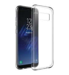 ANYMODE SAMSUNG S8 TRANSPARENT BACK COVER - NOT FOR SALE