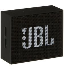 JBL GO BLUETOOTH SPEAKER,  black
