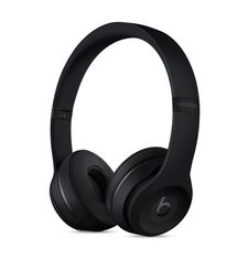 BEATS SOLO3 WIRELESS ON-EAR HEADPHONES,  black