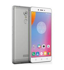 LENOVO K6 NOTE K53 A48 DUAL SIM 4G LTE,  silver, 32gb