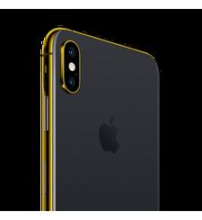 Buy GOLD PLATED APPLE IPHONE X - Axiom Telecom UAE