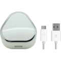 MYCANDY HOME CHARGER 6 USB 8A WITH MICRO USB CABLE,  white